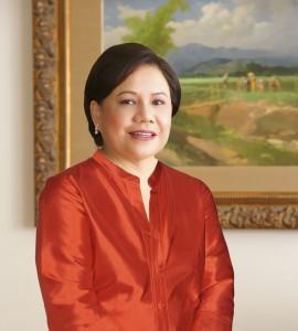 11 aaa Senator Cynthia A. Villar from her website