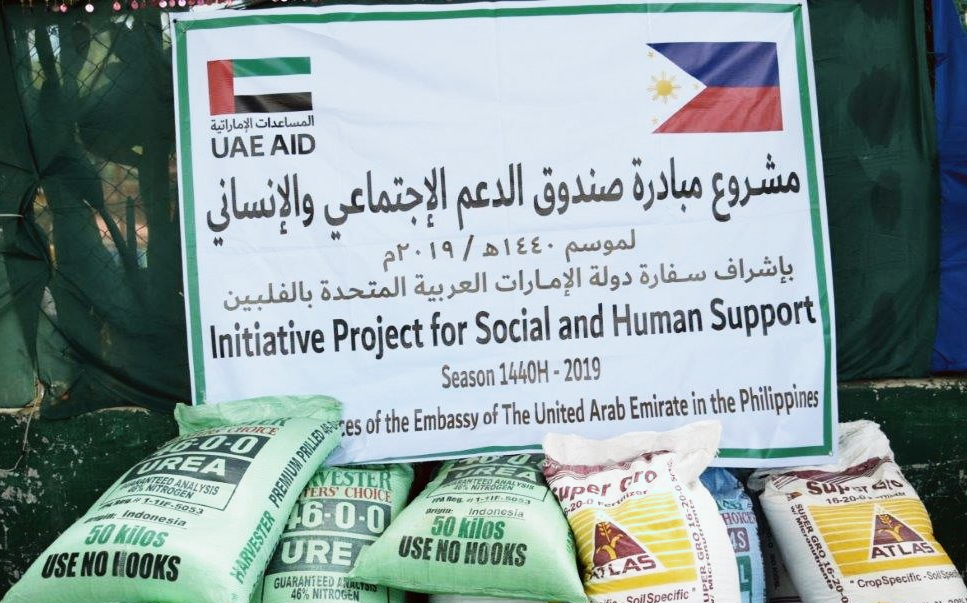 UAE, embassy, first, diplomat, BARMM, Marawi City, Lanao del Sur