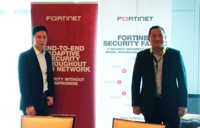 Fortinet execs