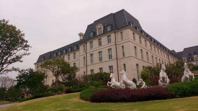 Huawei campus bldg