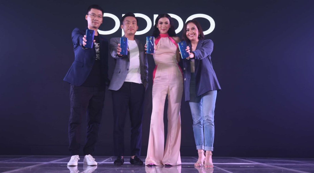 OPPO, Series A9 2020, Philippines, Alex Gonzaga, smartphone, Chinese