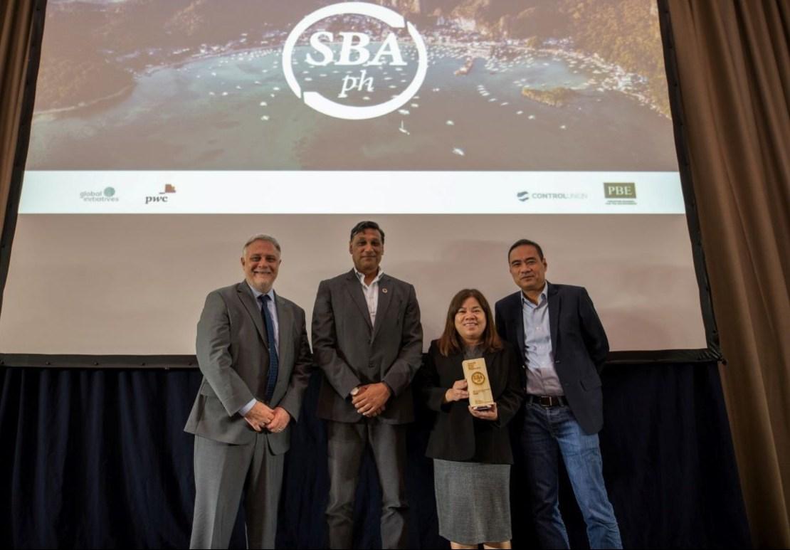 SBA Philippines, Ericsson, telecoms, Swedish, recognition, awards, 2019