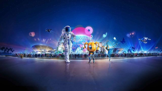 Dubai Expo 2020 1