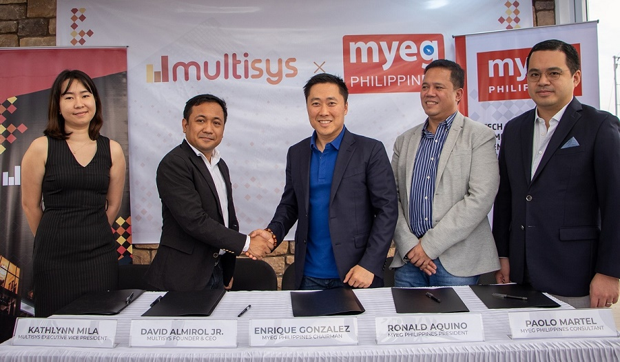 Multisys, MyEG, partnership, digital transformation, IT, services, solution platforms
