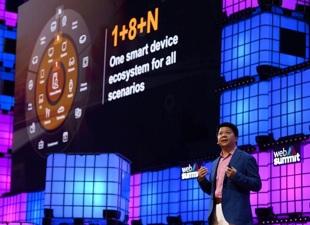 Huawei, developer, 5G, US$2.5 billion, AI, big data, ICT