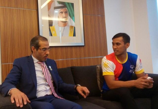 United Arab Emirates, Abu Dhabi, Special Olympics, World Games, Filipino athletes