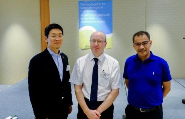 Japan, UK, Philippines, science agencies, leverage, technology, sustainable coastal communities