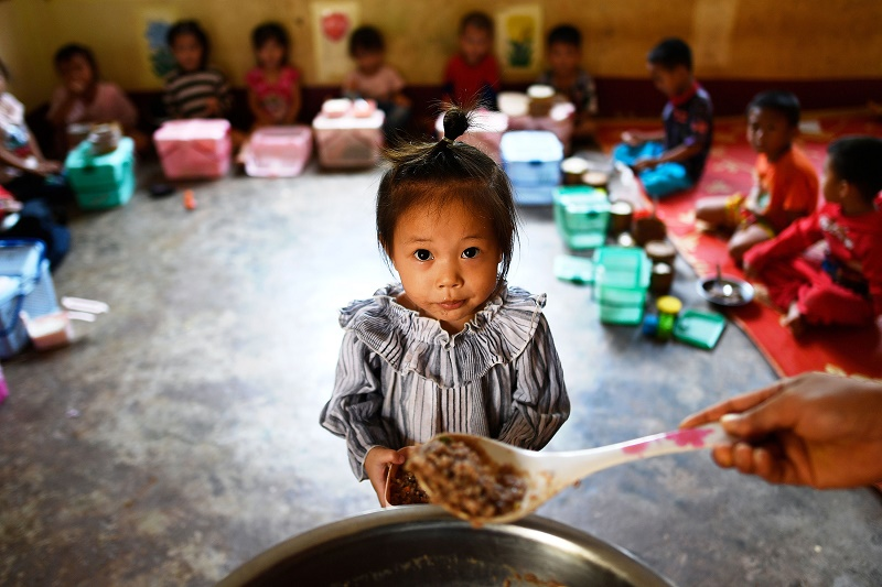 FAO, 3-M, APAC, undernourished, hunger, need, saving