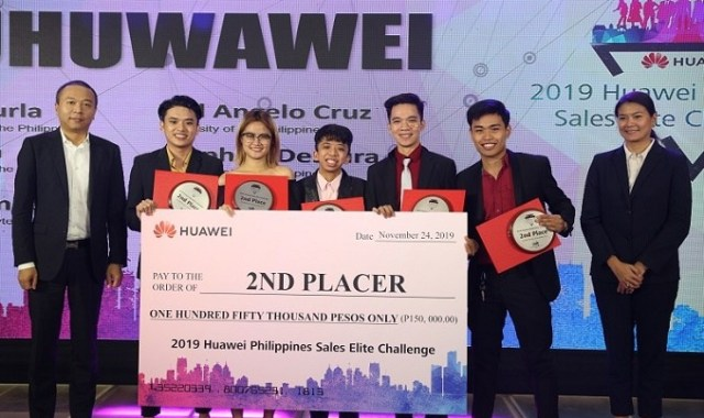 Huawei, Philippines, Sales Elite Challenge, China, Huawawei