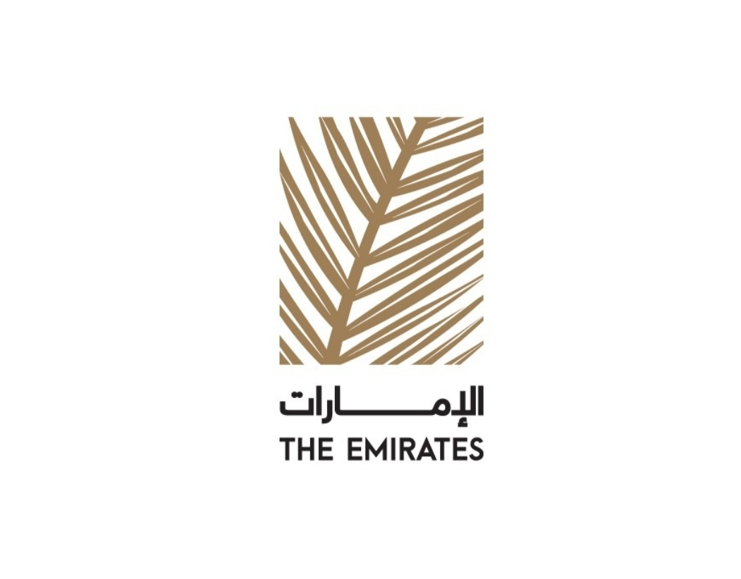 UAE, 50 years, brand logo, search, Emirates