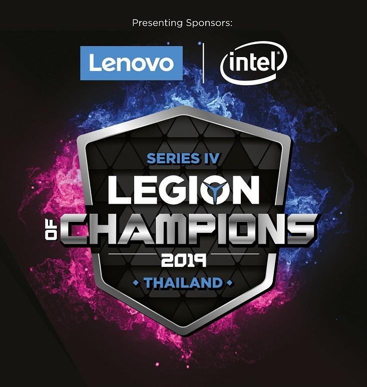 Lenovo, LoC, Bangkok, competition, Bahamut Gaming