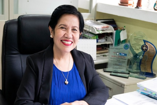Filipino scientist, APMP DEN Award 2019, Philippines, winner