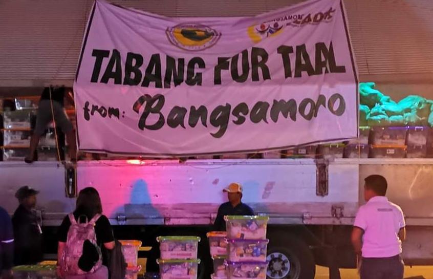 Double whammy, Bangsamoro, Marawi, evacuees, Taal Volcano, Batangas