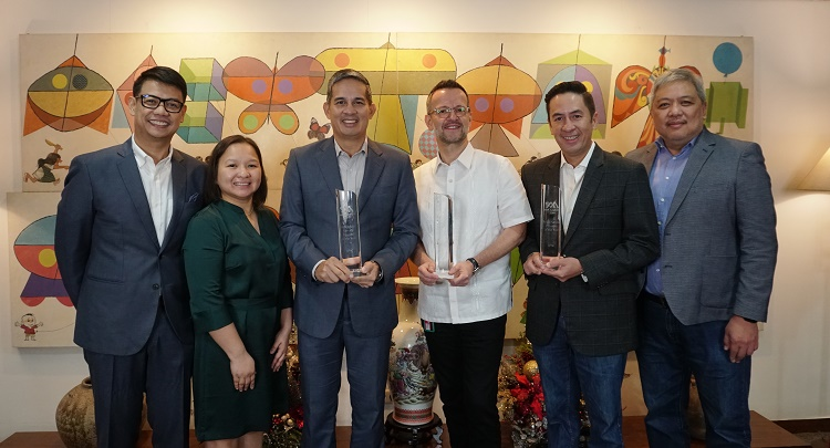 PLDT, MEF Awards, network carrier, three awards, SD-Wan, ethernet