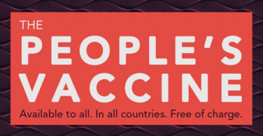 Vaccine, Covid-19, pandemic, free for all, 140 world leaders