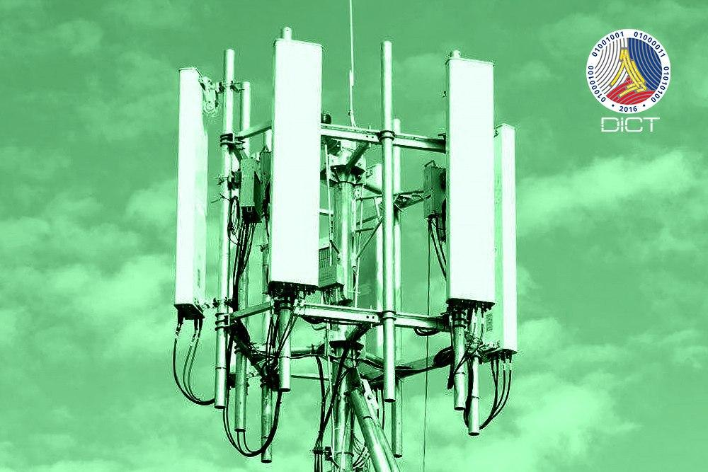 DICT, telecom, internet, DITO Telecommunity, PLDT, Globe, ICT