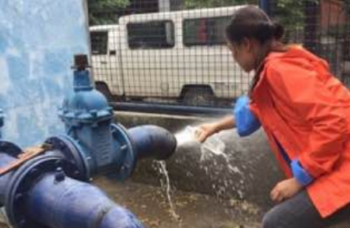DOST, isotope, water, clean water, Pampanga