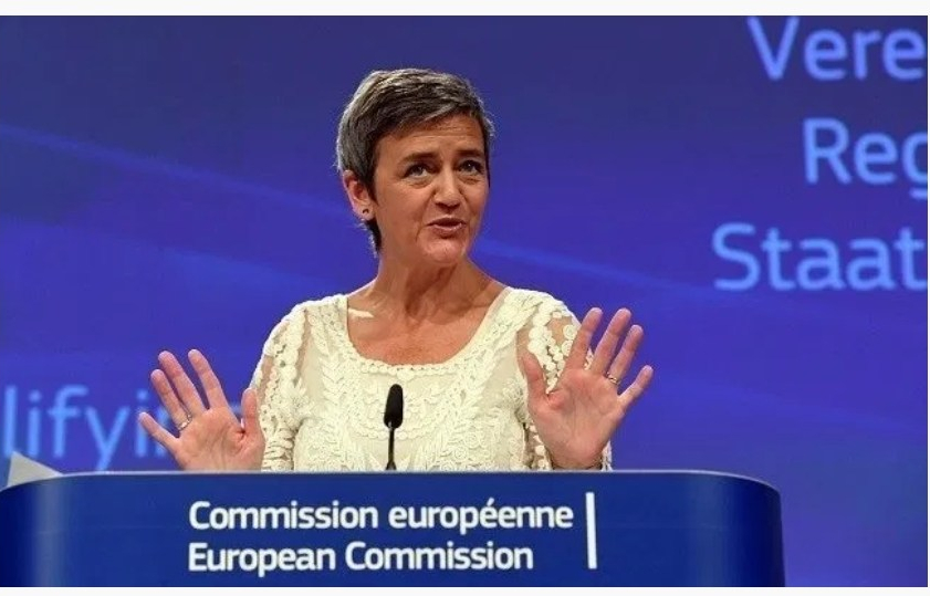 European Commission official Margrethe Vestager emphasizes urgency in tackling 5G security.