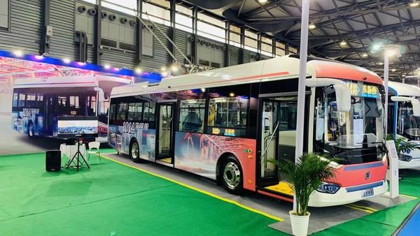 Sunwin 9-series 12-meter double-source trolleybuses