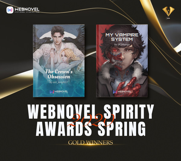 Gold Winners of WSA Spring 2020