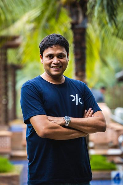 Pushkar Mukewar, Co- Founder and CEO, Drip Capital