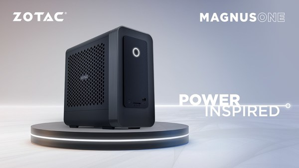 INTRODUCING THE POWER INSPIRED MAGNUS ONE