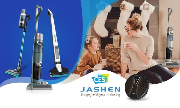 JASHEN announces the official launch of three new models at CES 2021