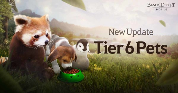 New Updates Now Available in Black Desert Mobile to Celebrate New Year