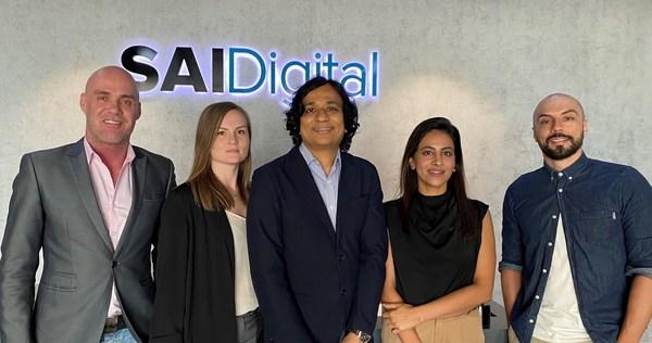 From left to right: Oliver Wilke, Jelena Golubeva, Suhas Hiwale, Smriti Dhingra, Kevin Frot.