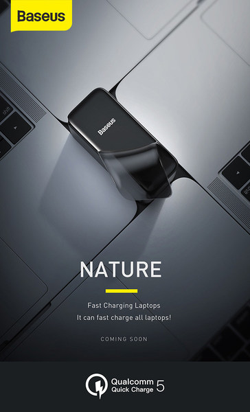 Baseus 100W charger Revealed