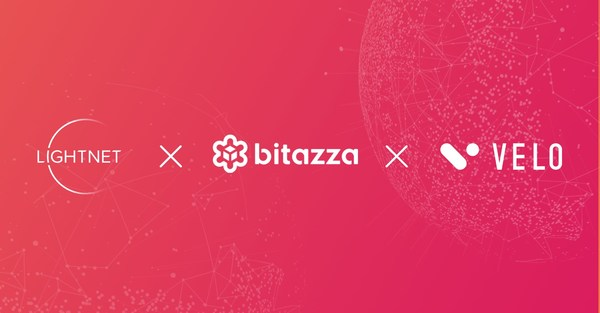 "Bitazza, Lightnet and Velo to Create Next-Generation Financial Ecosystem and to Become the ""Go-to"" CeDeFi Bridge."