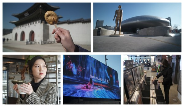 CNN's 'Reconnect South Korea' explores a fresh fusion of culture and technology
