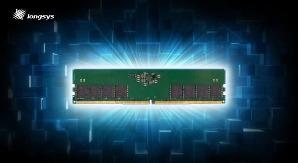 Longsys DDR5 memory module
