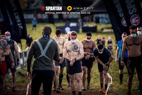 Amazfit T-Rex Pro in the Spotlight at Palm Beaches Spartan Sprint 5K Weekend