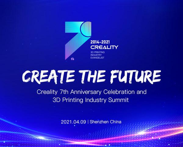 Creality 7th anniversary