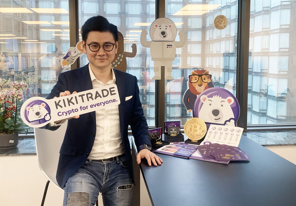 Allen Ng, Co-founder of Kikitrade said his singular goal with the company is to lower the entry barrier of crypto investment and provide everyday people with the necessary tools and knowledge required.