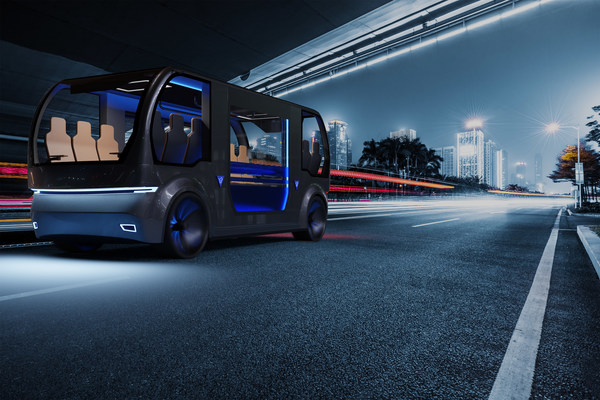 With BENTELER's special platform concept, mobility providers can build people movers in the minibus segment.