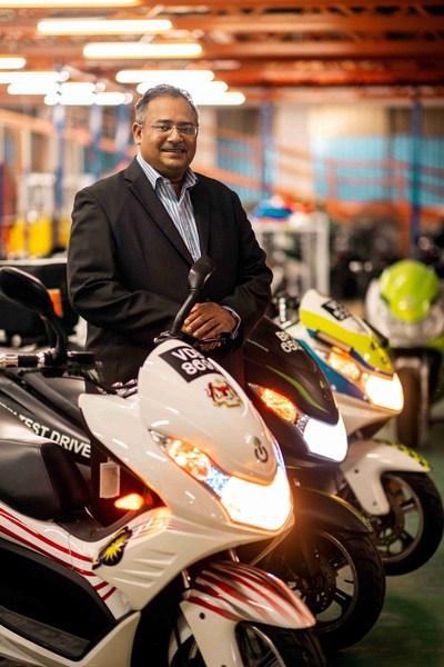 Tree Technologies CEO Datuk Viswananthan Menon