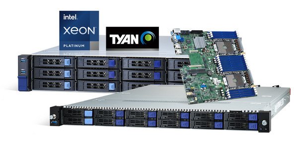 The Latest 3rd Gen Intel Xeon Scalable Processors Feature Built-in Acceleration to Advance AI and Cloud Performance