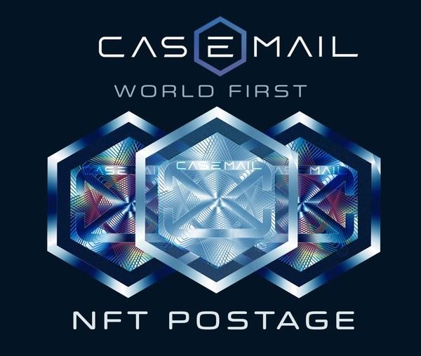 WORLD'S FIRST NFT POSTAGE
