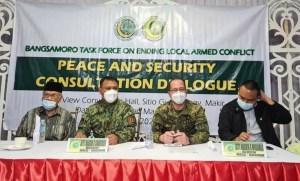 MILG hosts peace Summit.