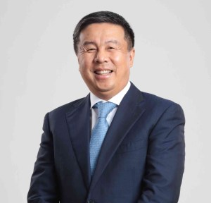 Converge CEO Dennis Anthony H. Uy