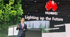 5G lighting up innovation, says Huawei executive Ryan Ding.