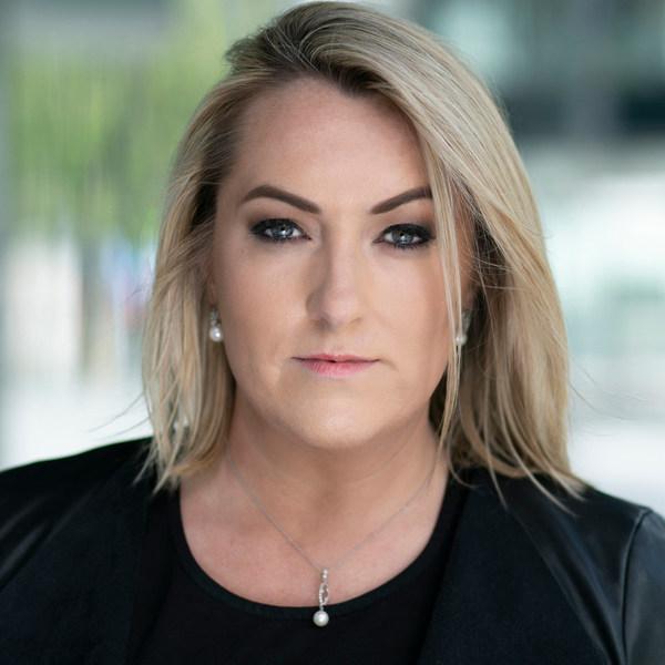 Mo Harvey, Enterprise Ireland's Financial Services and Fintech Lead AsiaPacific