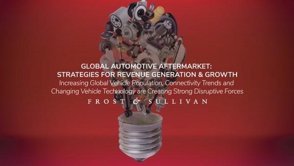 Frost & Sullivan webinar on global automotive aftermarket