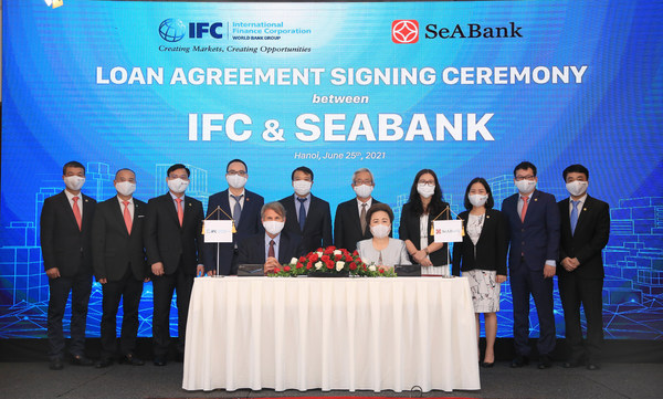 IFC Partners with SeABank (Vietnam) to Increase Lending to SMEs and Women-Owned SMEs in Vietnam, Promote Climate Finance