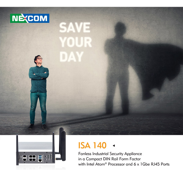 NEXCOM Offers a Robust Solution For Building Zero Compromise OT Network Security