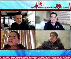 PHA CPR-ReadyPH Campaign to save lives.