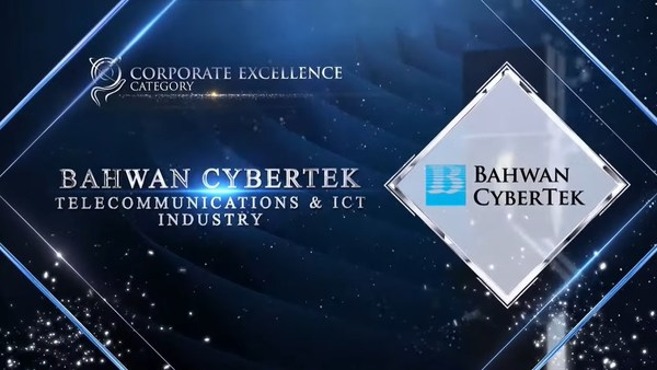Bahwan CyberTek was honoured for Corporate Excellence Award at the recently concluded Asia Pacific Enterprise Awards 2021 Regional Edition