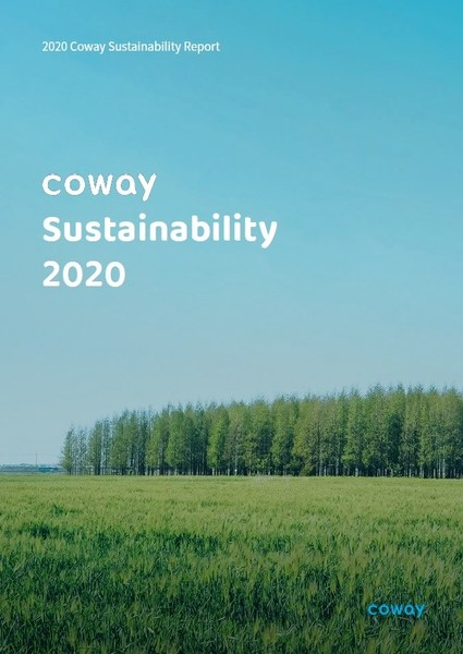 Coway Issues Its Annual Sustainability Report